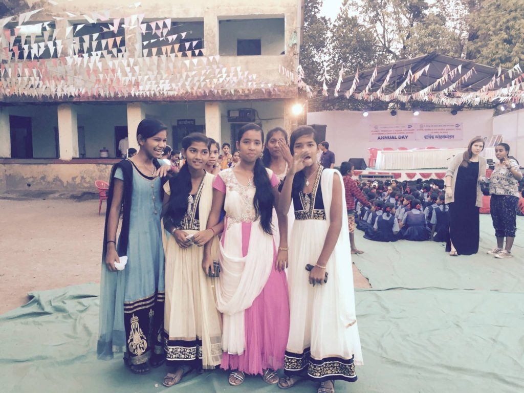 The Girls of Chikhale School